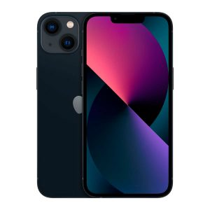 iPhone 13 mini negro